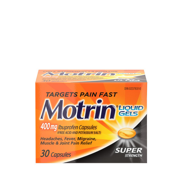 Targets Pain Fast