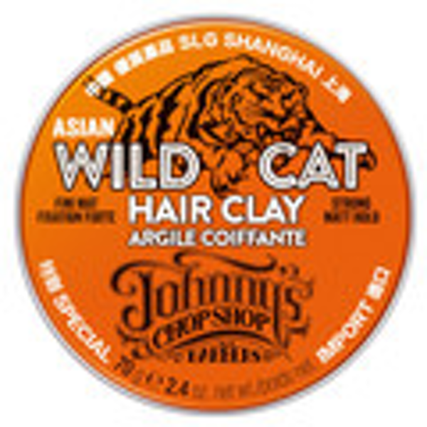 Johnny's Chop Shop is a men's grooming brand with pro-grade styling and grooming products. Find us at Rite Aid, Walgreens and Bed Bath & Beyond!  Wild Cat Hair Clay: A strong hold styling clay with a matt finish, for a disheveled and structured look. Sports & Social Hair Fiber: engineered to give an enduring, humidity resistant hold. Johnny Sheen Hair Pomade: A strong, slick hold, water based pomade with high shine finish. No.1 Matt Paste: Styling paste helps to achieve the ultimate matt textured finish. Dragon Wax: A medium hold hair wax for a natural finish, with dragons blood plant extract. Texturizing Cream: Lightweight, texturizing cream with a firm hold and natural finish.
