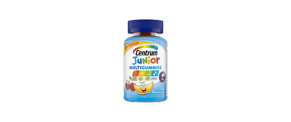 Introducing Centrum Junior MultiGummies, a multivitamin formulated to help in filling the nutritional gaps of children 4-13 years old in a delicious gummy.