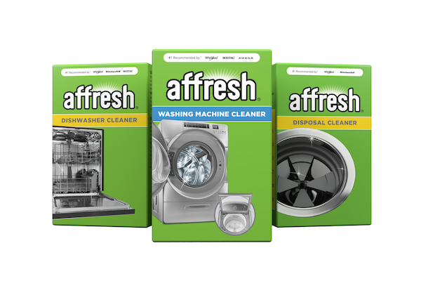 Your kitchen appliances and washing machine get dirty in different ways, so you can't expect a single cleaner to handle every cleaning need. You need a product designed to clean each machine the right way. Welcome to Affresh® appliance care and a whole new clean for your machines.