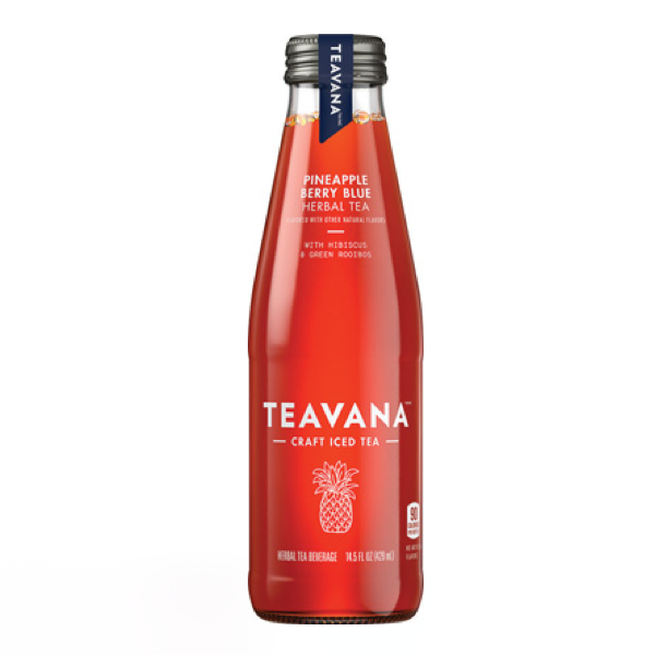 A Starbucks crafted tea brand, Teavana is a blend of bright botanicals, real fruit flavors and premium teas.