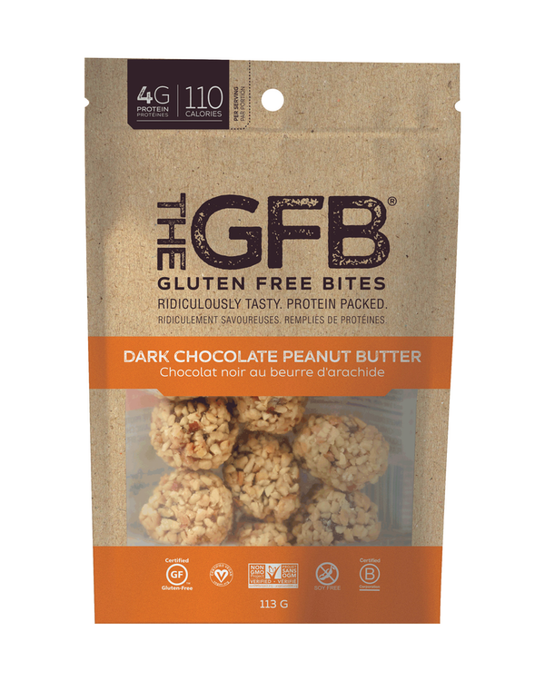 Packed with plant protein, The GFB Bites are hand-crafted in small batches by a certified B-Corp that operates a zero-waste facility using gluten-free, non-GMO, and vegan ingredients.