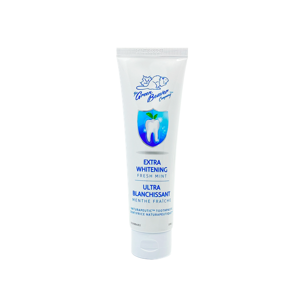 Green Beaver naturapeutic toothpastes are the only 100% natural, anticavity toothpaste without fluoride that are approved by Health Canada to help prevent dental cavities, tooth decay and plaque formation.